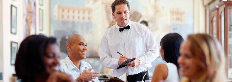 Cursos para Bares e Restaurantes - Cursos para Bares e Restaurantes – Garçom Iniciante