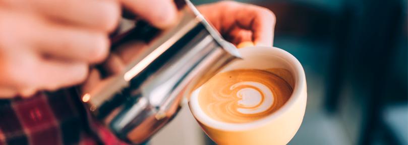 Cursos para Bares e Restaurantes - Cursos para Bares e Restaurantes – Latte Art Iniciante