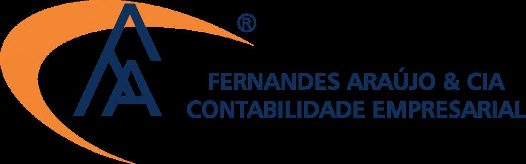 Novo Logo Fernandes Araujo Fundo Preto 2018 - Contabilidade na Zona Sul - SP | Fernandes Aráujo Contabilidade Empresarial - Cursos para Bares e Restaurantes – Garçom Iniciante